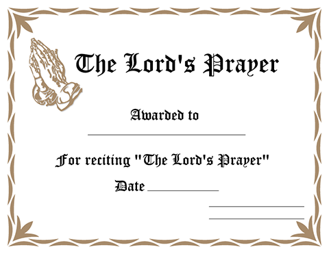 Certificate creator create and print awards and certificates for religious certificates yadclub